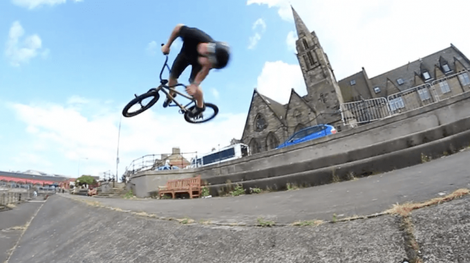 A few sessions with Brad Mcnicol