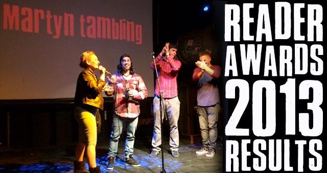 RideUKBMX Reader Awards 2013 - RESULTS