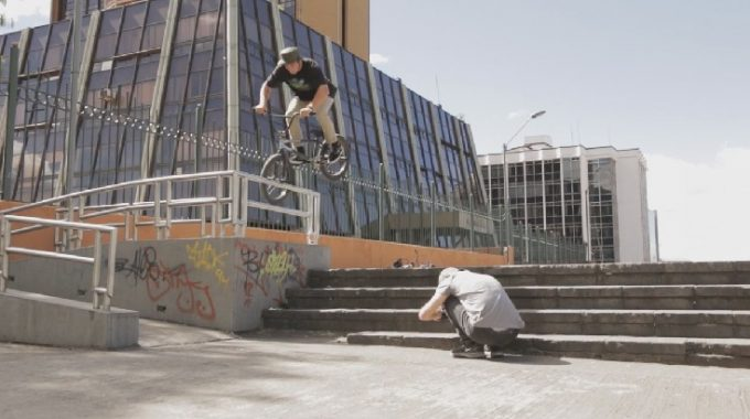 "ODSY VISION: Broc & Hoang's Ecuadorian Adventure: Part 2 - ""The Riding"""