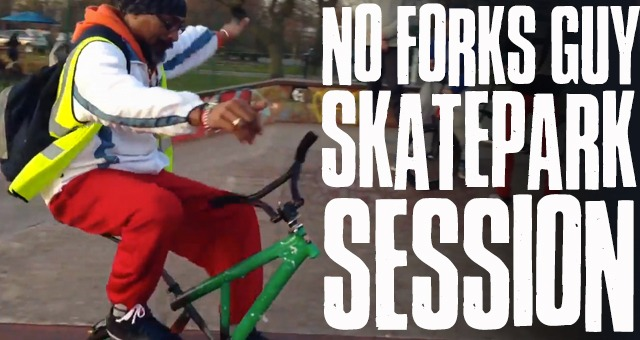 No Forks Guy - Skatepark Session