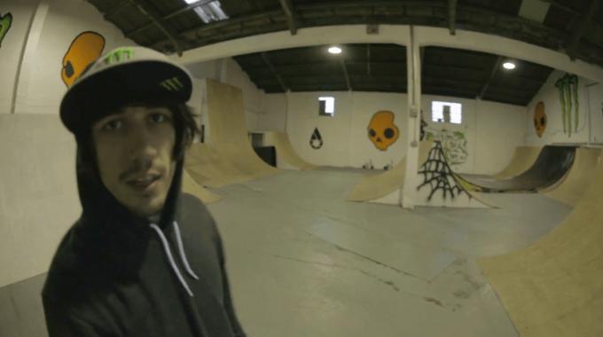 Harry Main's Skatepark - The Hammer House
