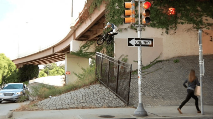 Mike Hoder Philly Wall Ride Attempts from QSS6