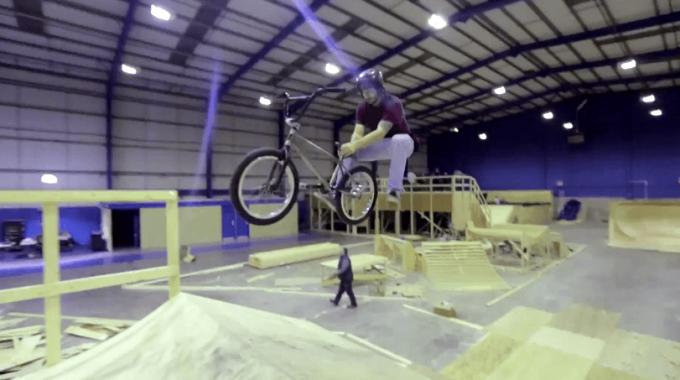 Boqer123 - Cardiff's New Skatepark