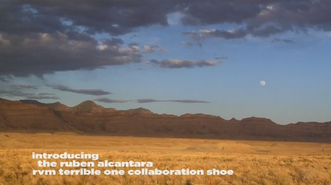 Etnies / T-1: 6400 Miles with Ruben Alcantara