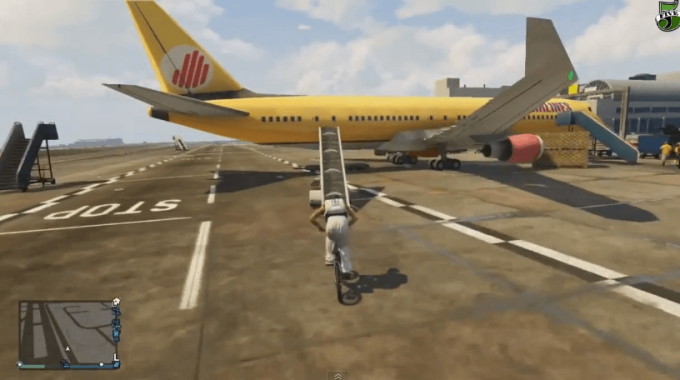 Is this the best GTA 5 BMX edit yet?
