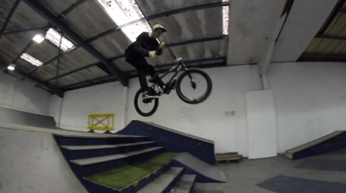Pro Cycle Centre x Four down Etnies skatepark edit