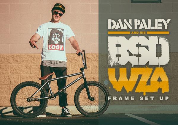 Dan Paley's WZA Setup
