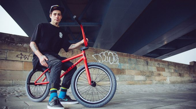 BSD: Kriss Kyle Bike Check