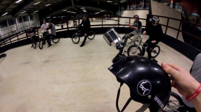 Boqer123 - Webisode 20: Private session at Rush Skatepark - Pt. 1