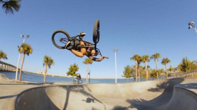 KINK BMX - Florida Skatepark session