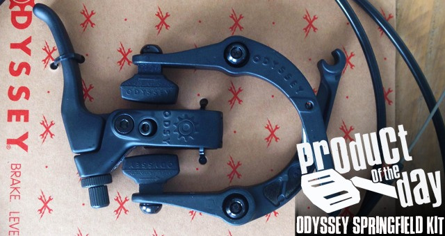Product of the Day - Odyssey Springfield Kit