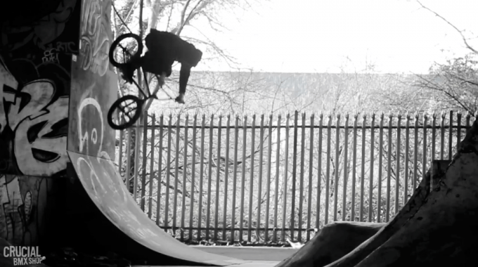 CrucialBMX 'Taking Shelter' with Emerson Morgan