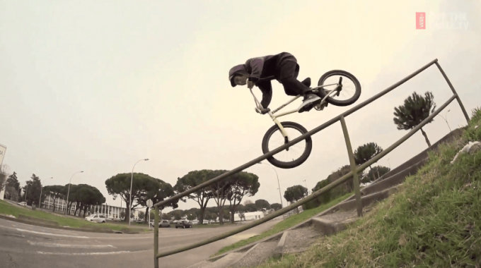 Anthony Perrin kills it in his Welcome to Vans edit