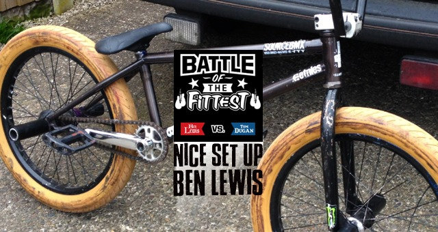 Battle of the Fittest: Nice Set Up Ben Lewis