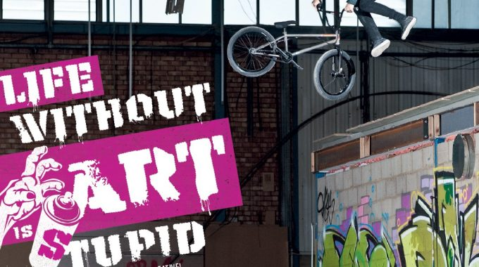Issue 186 LIFE WITHOUT ART IS STUPID - OUT NOW