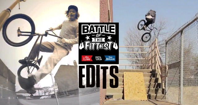 Battle of the Fittest: Benny L VS Tom Dugan - EDITS