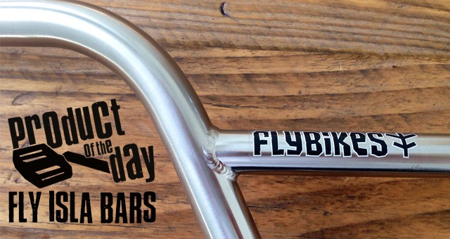 Product Of The Day – Fly Isla Bars