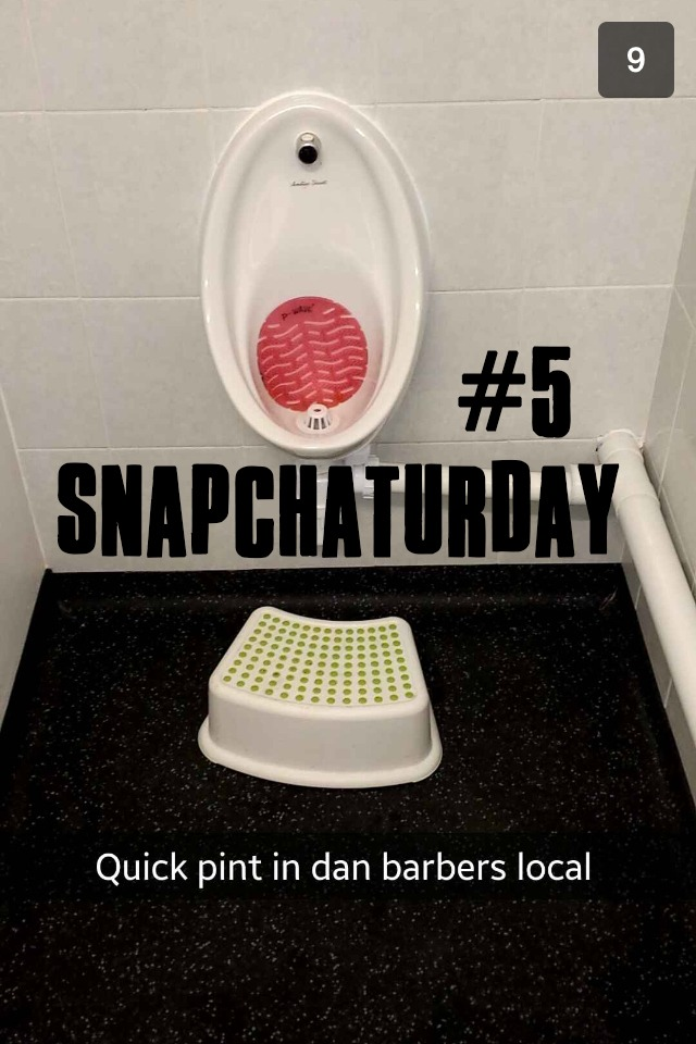 Snapchaturday #5