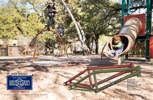 Latest Sunday Print Ad &  Erik Elstran And Jake Seeley In Austin TX