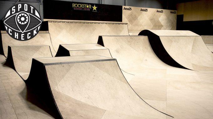 SPOT CHECK: Area 25 Skatepark