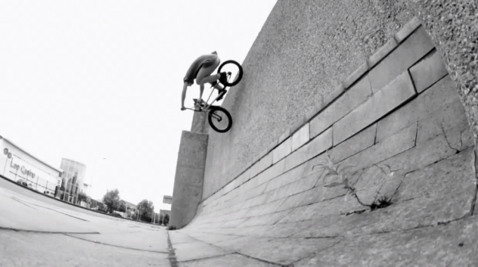 Rich Forne - No Tailwhips, Barspins or Flairs in sight...