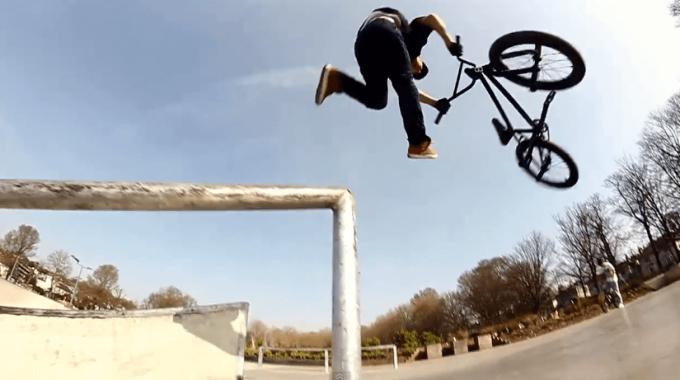 Ollie Shields - Welcome To 88 Bike Co