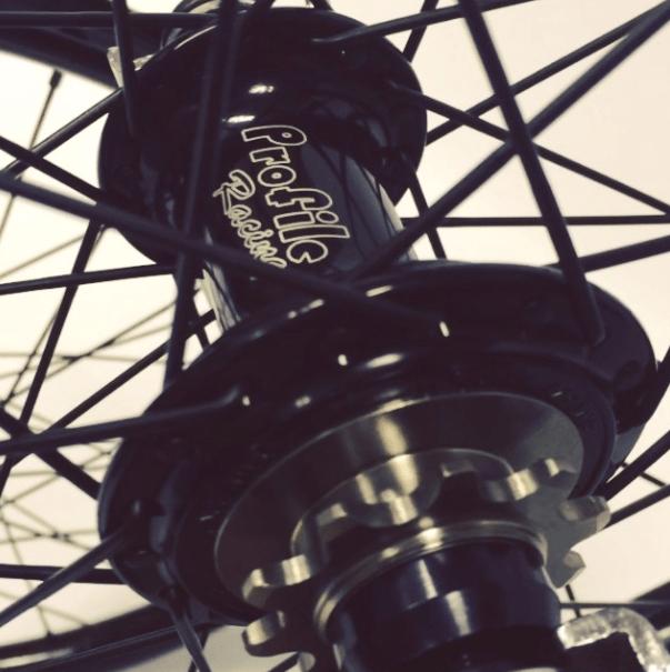 BMX-SHOP.COM - Profile Elite on Alienation SOUND CHECK
