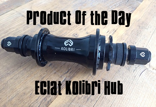 Product Of The Day - Éclat 'Kolibri' Hub