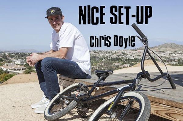 Nice Set-Up - Chris Doyle
