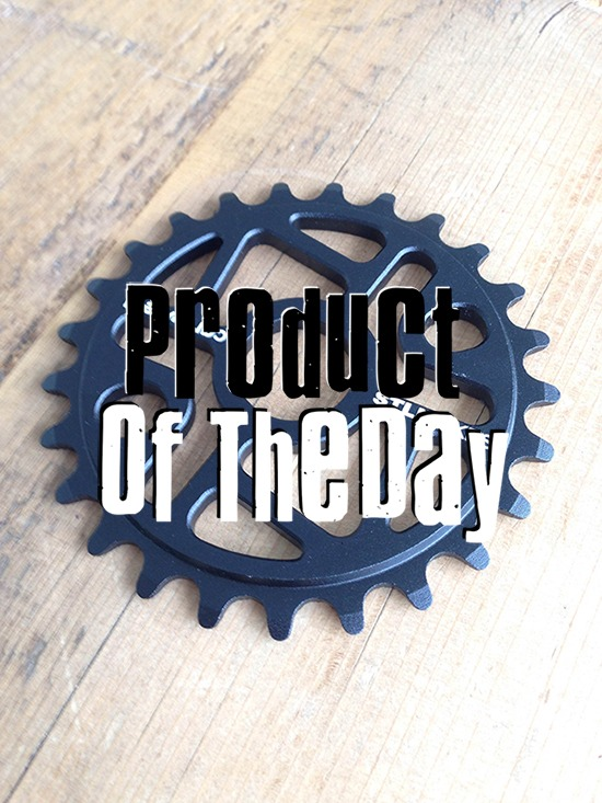Product Of The Day - Stolen BMX 'Cartwheel' Sprocket