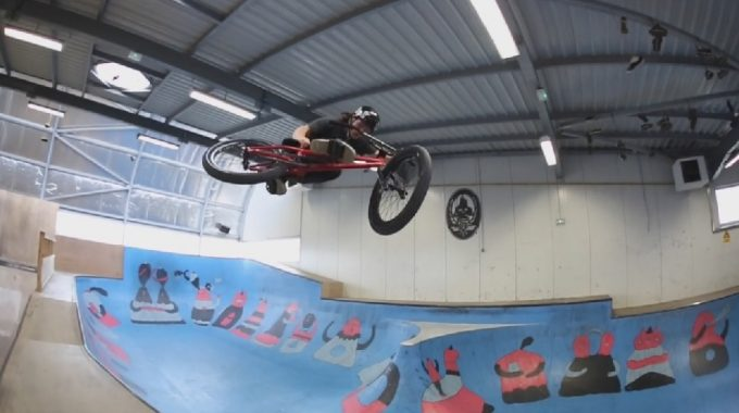 BSD - CHAZ MAILEY IN FRANCE