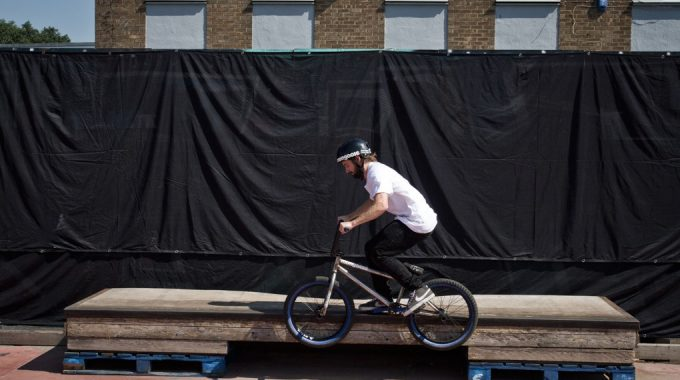 Ride Basics: How to Double Peg (Street)