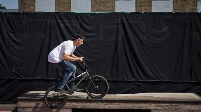 Ride Basics: How to Feeble to Manual