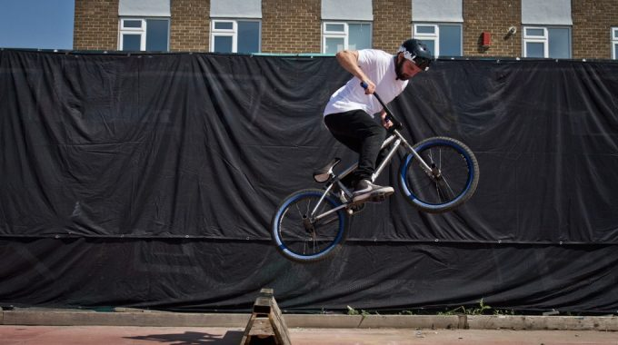 Ride Basics: How to Hop 360