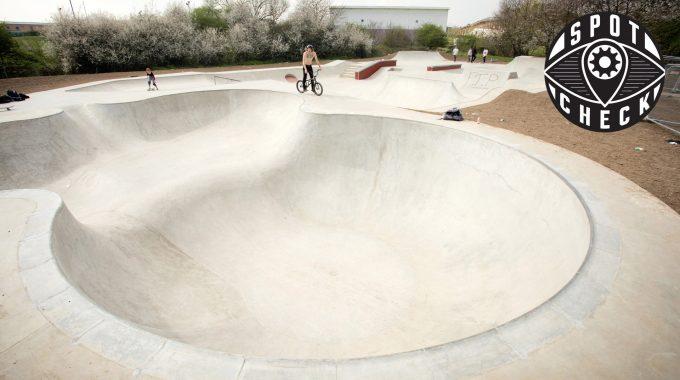 SPOT CHECK: Harold Hill Skatepark