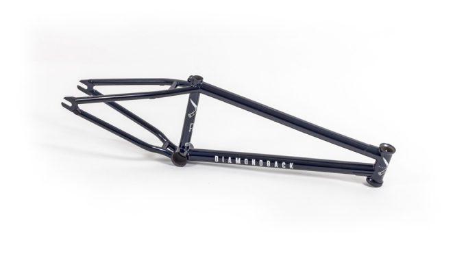 BMX BASICS: Frame & Forks