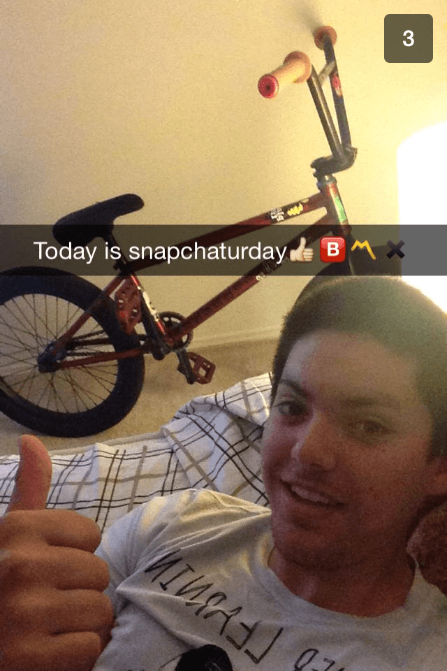SNAPCHATURDAY - #9