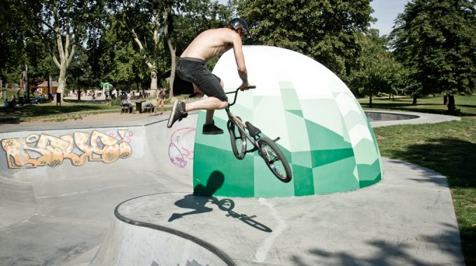 Ride Basics: How to Flyout/Tailwhip