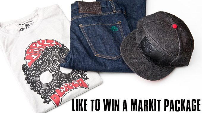 LIKE TO WIN A MARKIT PACKAGE