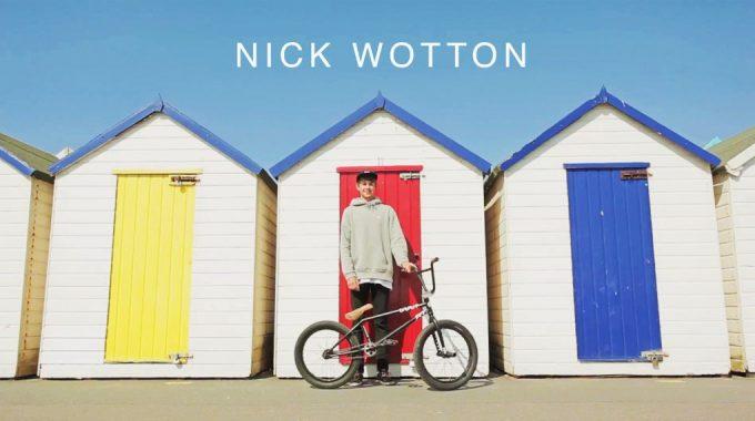 RideUKBMX - Nick Wotton ONE