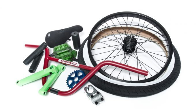 Ride Basics: Parts & Accessories