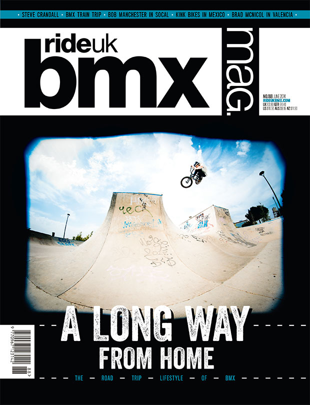 Issue 188 A Long Way From Home - OUT NOW