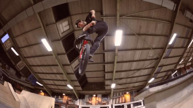 Boqer123 - Josh James at Rush Skatepark