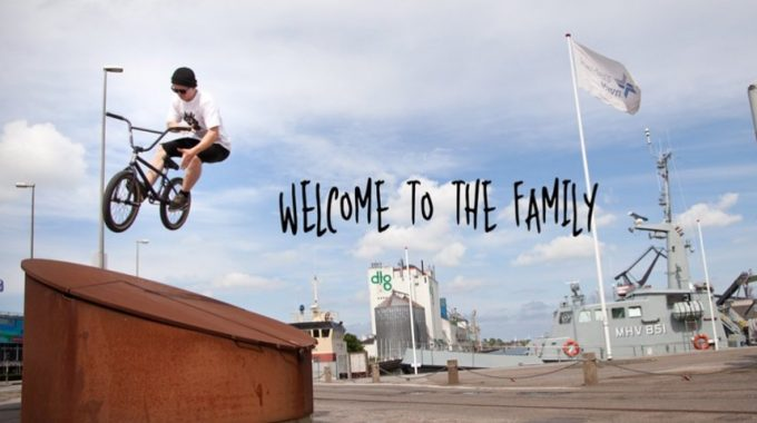 Mad Chills Crew - Martin Paarup Welcome to The Team