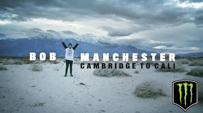 Monster Energy - Bob Manchester Cambridge to Cali