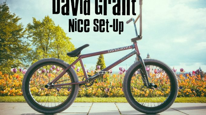 Nice Set-Up - BSD's David Grant