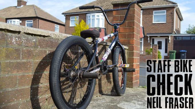 Staff Bike Check - Neil Fraser's Benny L