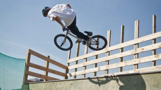 Ride Basics: How to Pump a Ramp
