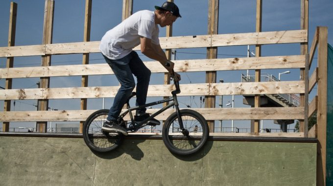 Ride Basics: How to Double Peg (Ramp)