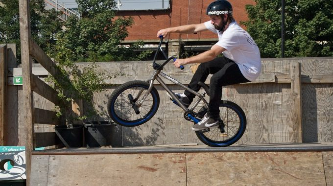 Ride Basics: How to Ramp Manual